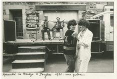 Assembié de La Bouèze à Fougères 1986: une polka | Kervinio Yvon