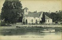 L'Eglise de Saint-Caradec  