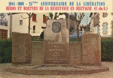 MONUMENT CANTONAL DE PLESTIN-LES-GREVES |