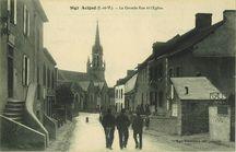La Grande Rue et l'Eglise |