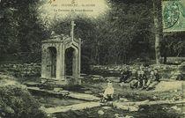 St Aubin - La Fontaine de Saint-Maurice |