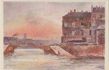 La Loire au Pont de la Bourse | Clerville M. (DE)