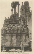 Calvaire de Plougonven (1554) |
