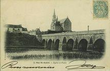 Eglise et Ponts |