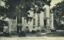 Château d'Halouze |
