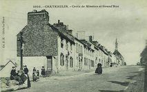 Croix de Mission et Grand'Rue | Le DOARE