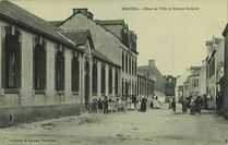 Hôtel de Ville et Groupe Scolaire |