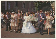 Châteaudun, 28 juillet 1991, Fête de la rosière | Le POUL S.