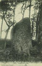 Le Menhir de Coatlan |