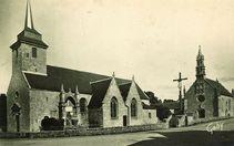 L'Eglise et la Chapelle Sainte-Anne |
