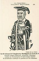 Le Dr Lionel O'Dogherty Radiguet, D D.O.O.V | Pohier J.