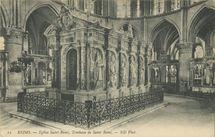 Eglise Saint-Rémi, Tombeau de Saint Rémi | Neurdein