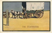 THE TEAMSTER | Weston