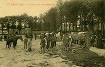 La Place du Franc-Marché |