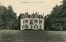 Château du Cormier  