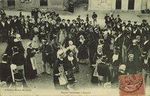 Danses bretonnes à Gourin |