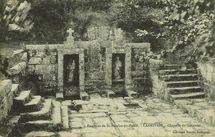 Environs de St-Nicolas-du-Pelem - Chapelle du Guiaudet |