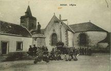 L'Eglise | Crolard Lorient