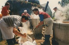 Fête artisanale - 1994 | Kervinio Yvon