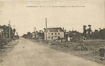 La Gare des Tramways et la Route de Rennes |