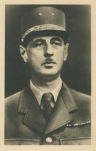 Le Général de Gaulle | Presse LIBERATION