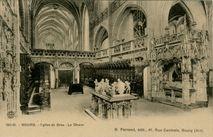 Eglise de Brou | Imprimeries réunies - Nancy