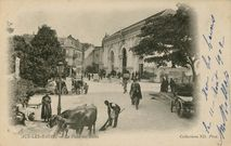 La Place des Bains |