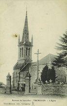 Environs de Lanvollon - L'Eglise |