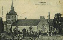 Eglise et Calvaire | Bailly Ch.