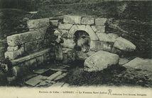 Environs de Callac - La Fontaine Saint-Judoce |