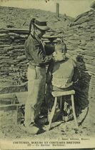 Un Barbier (Morbihan) |