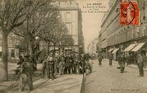 Rue de la Mairie et Place de La Tour d'Auvergne |