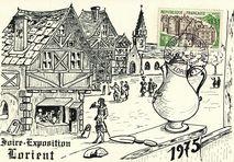 Foire-Exposition Lorient - 1975 |