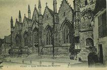 Eglise Notre-Dame, côté méridional |