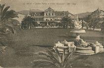 Jardin Public et Casino Municipal |