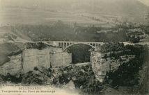 Vue générale du Pont de Montange | Vialatte F.