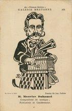 M. Maurice Duhamel | Pohier Jac.