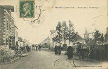 Route de la Meilleraye |