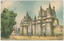 Le Château | Barday