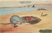 LE RAT ET L'HUITE (EDITION 1940-1944) | Vilaseca O.
