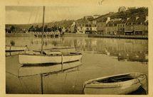 Grande Marée dans l'arrière-Port |
