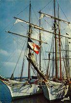 Les deux navires-écoles français &quot |