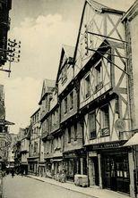 Grande Rue, vieilles Maisons |