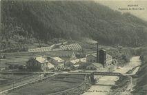 Papeterie du Mont-Cenis   Montaz F.-