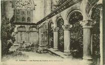 Les Ruines du Cloître de la Cathédrale |