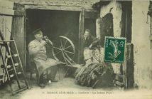 Berck-sur-Mer - Cordiers - La bonne pipe ! |
