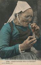 Vieille Fumeuse (Pays de Quimper)  