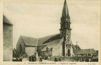 L'Eglise de Langoëlan |