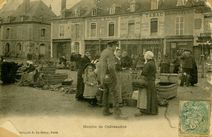 Marché de Châteaudun |