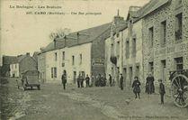 Une Rue principale | Bocquenet